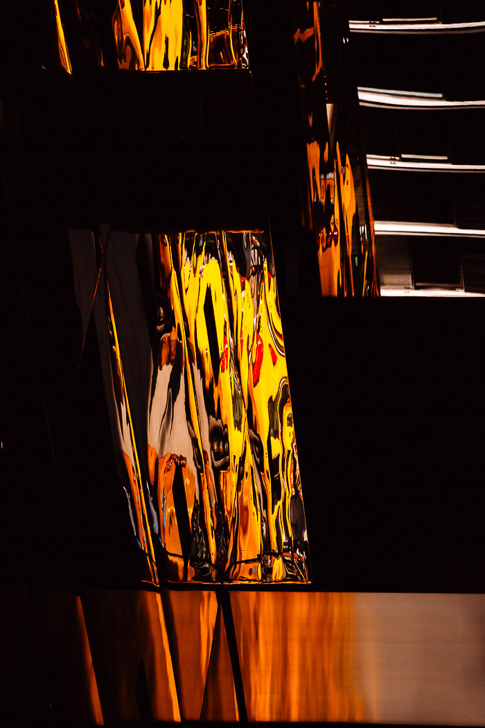jesse willems photography dayglo reflection